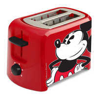 Image of Mickey Mouse 2-Slice Toaster # 2