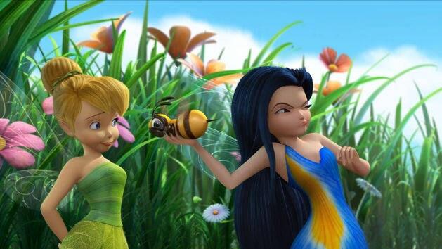 Bee's Eye - Disney Fairies Shorts