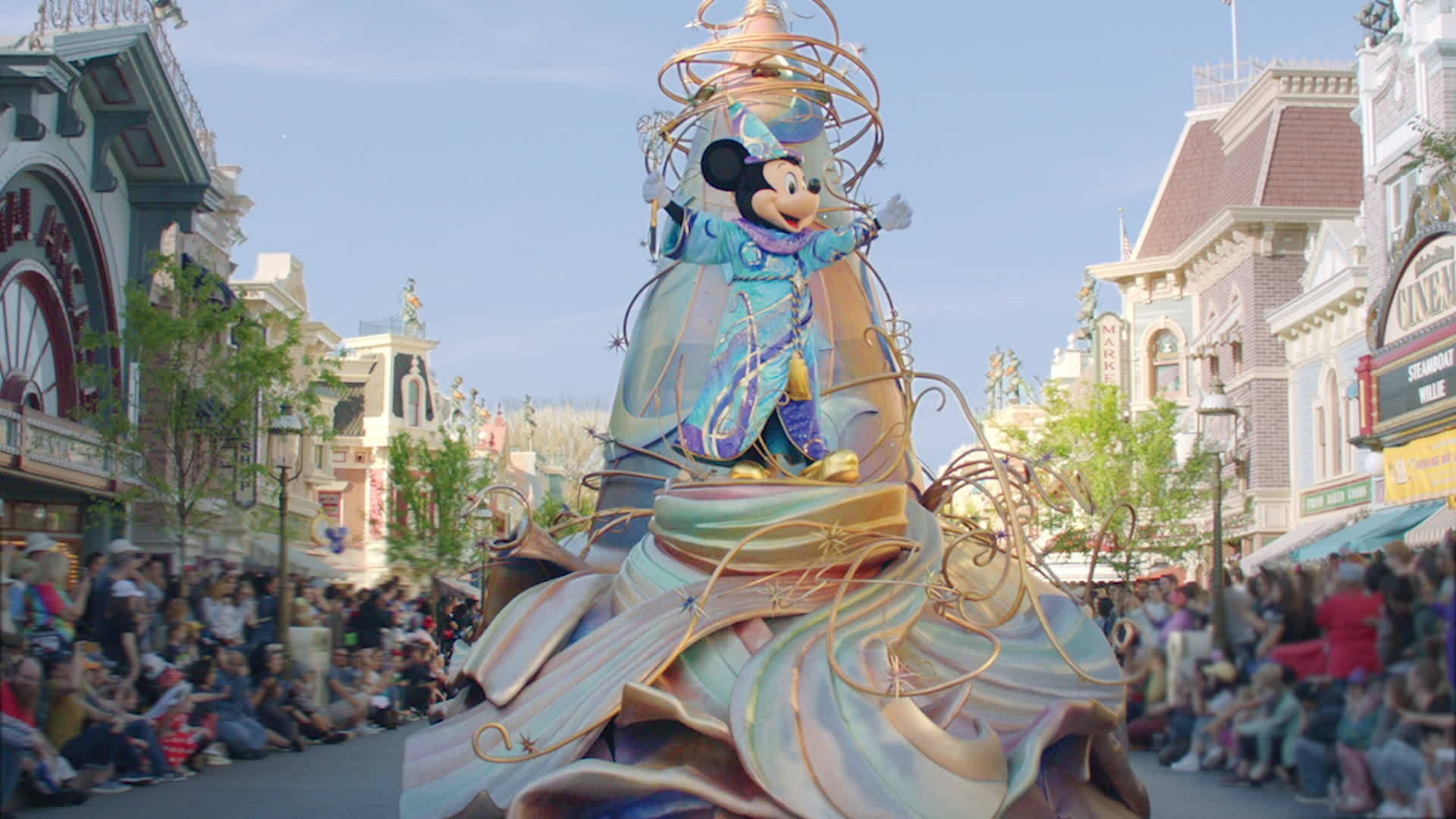 Magic Happens Parade | Disney Magic Moments