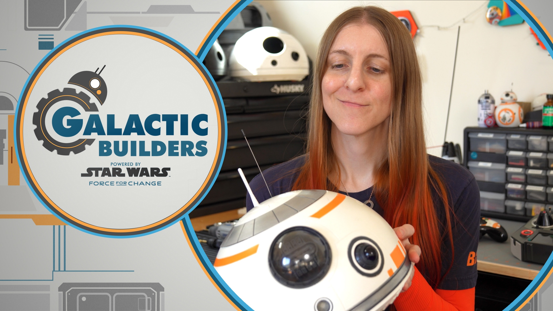 Building Community with a Star Wars-Inspired Droid Builder | Galactic Builders