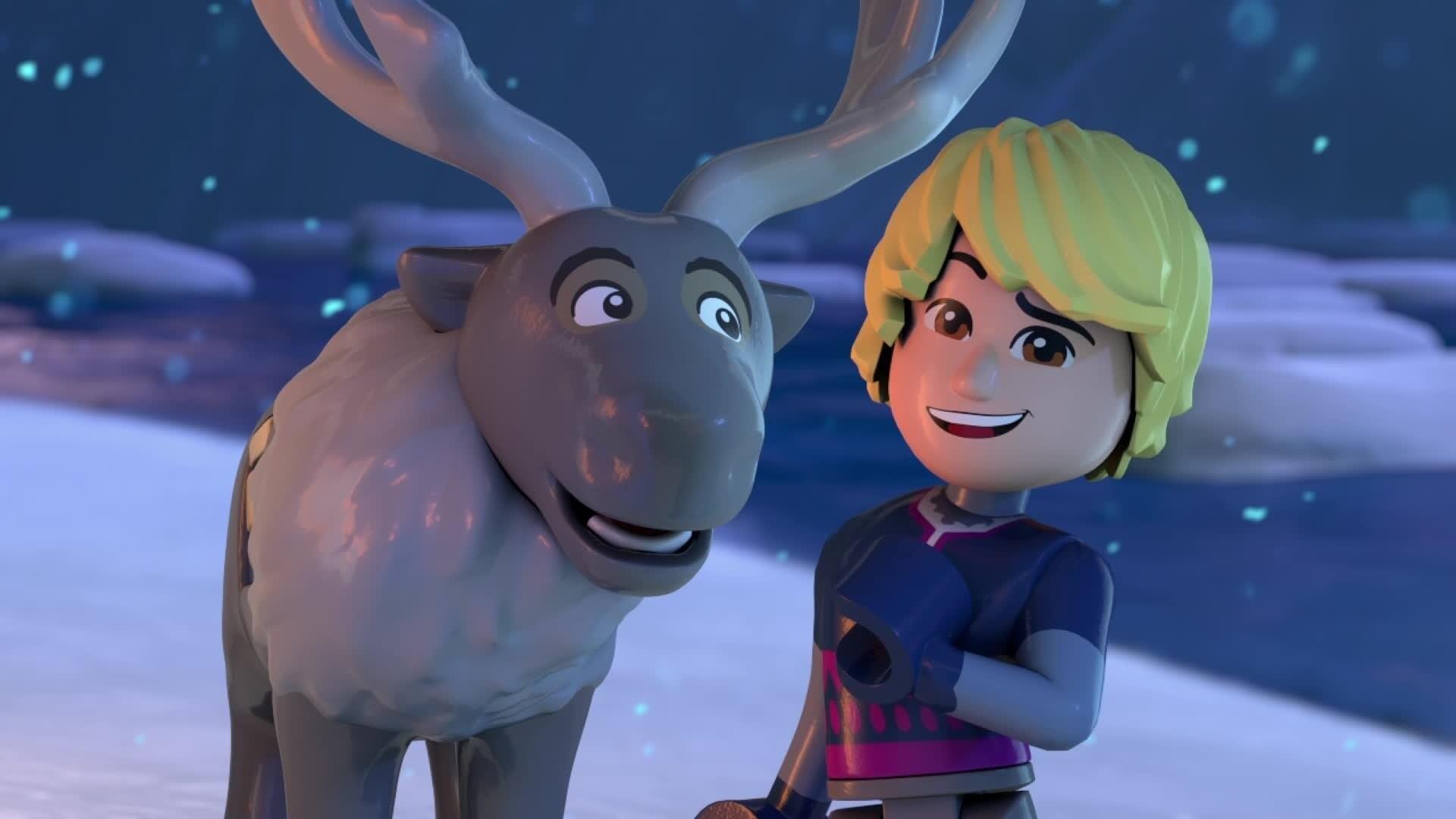 Die Eiskönigin: Zauber der Polarlichter - Folge 2