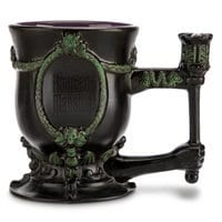 The Haunted Mansion Sculpted Mug