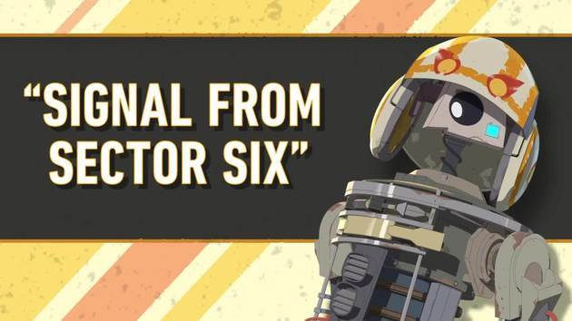 "Bucket's List: ""Signal from Sector Six"" - Star Wars Resistance"