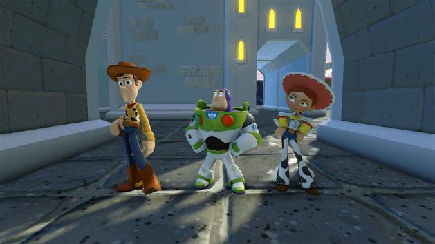 Toy Story Play Set - DISNEY INFINITY