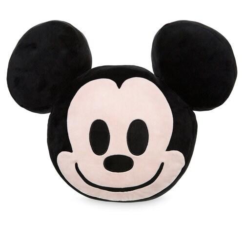 mickey mouse emoji pillow