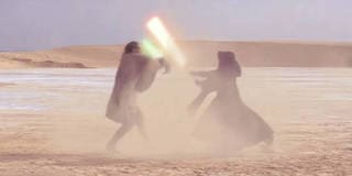 Duel on Tatooine