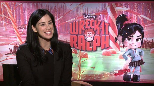 Meet the Cast of Wreck-It Ralph