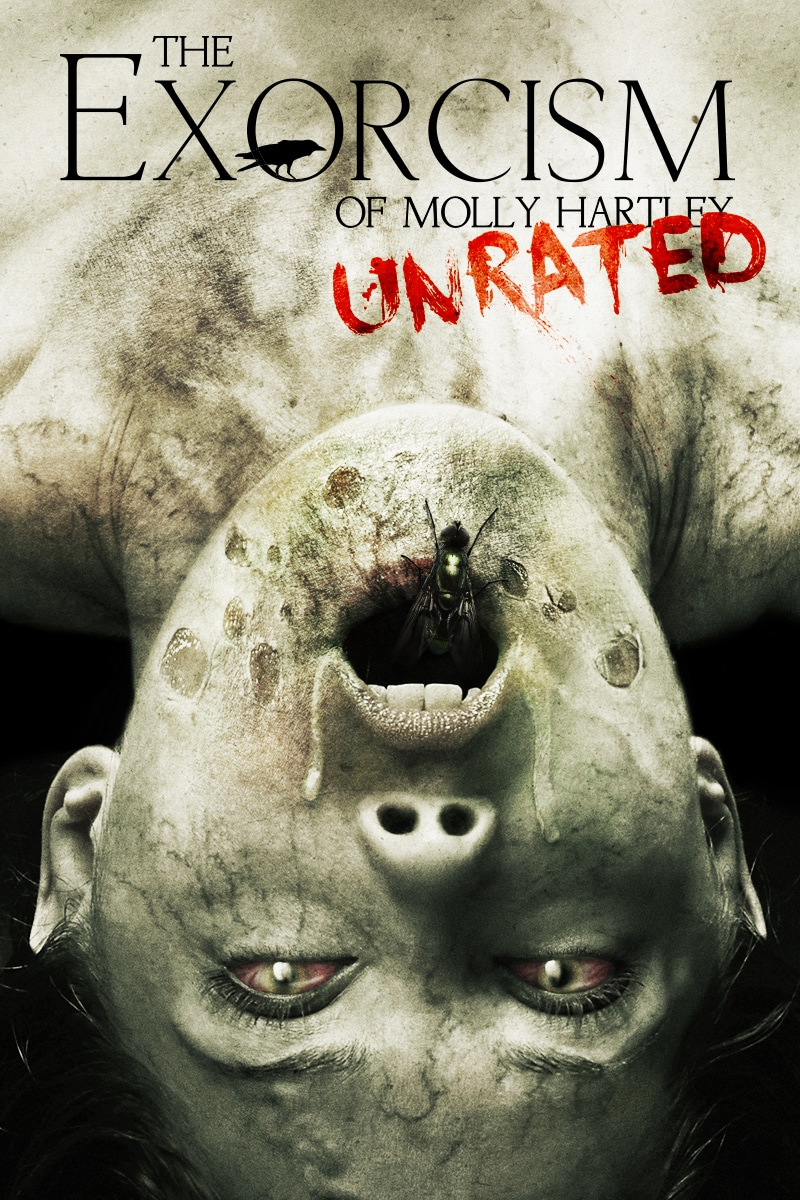 The Exorcism of Molly Hartley Unrated movie poster