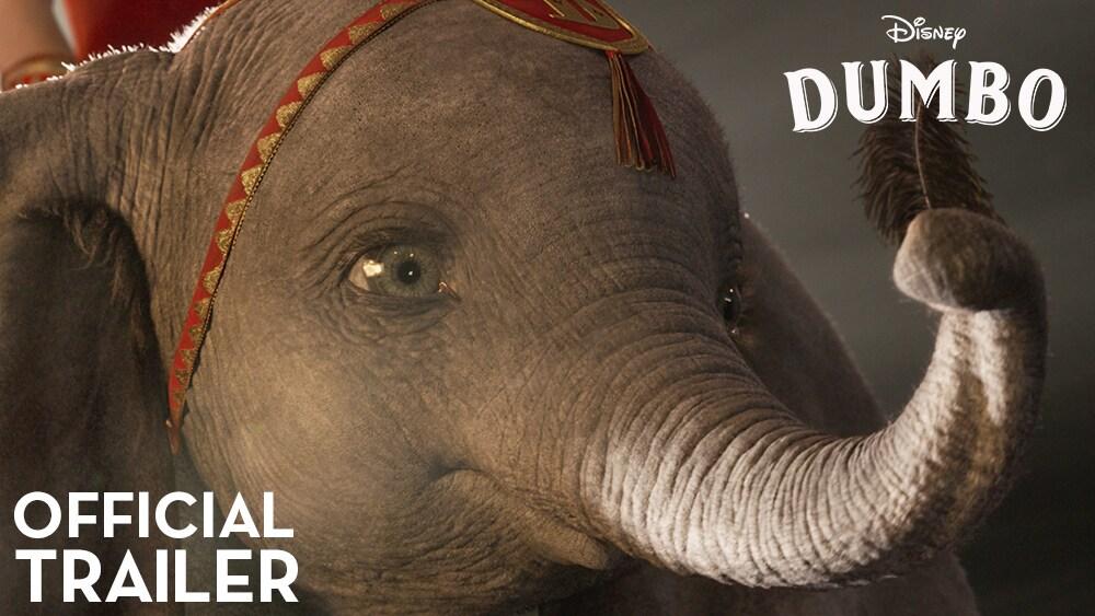 Disney's Dumbo | Official Trailer