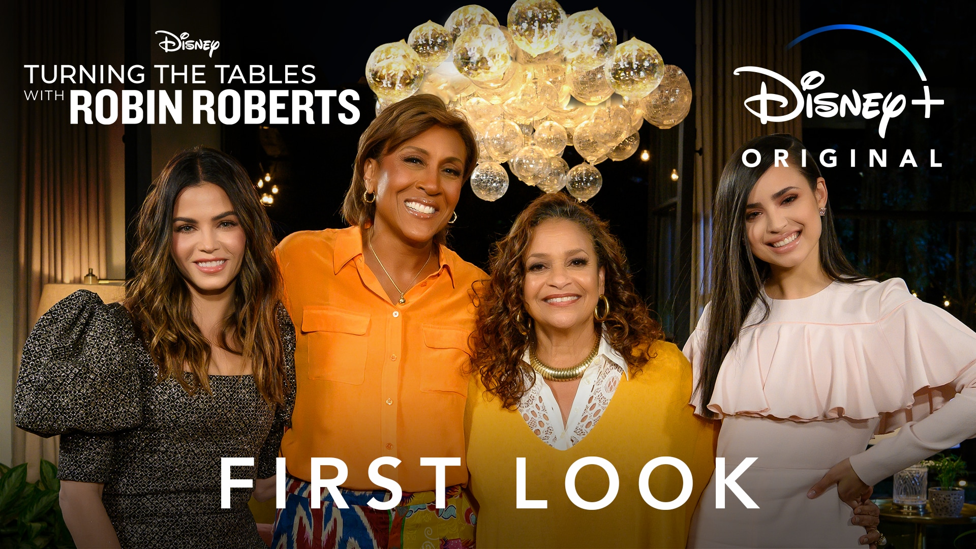 First Look   Turning the Tables with Robin Roberts   Disney+