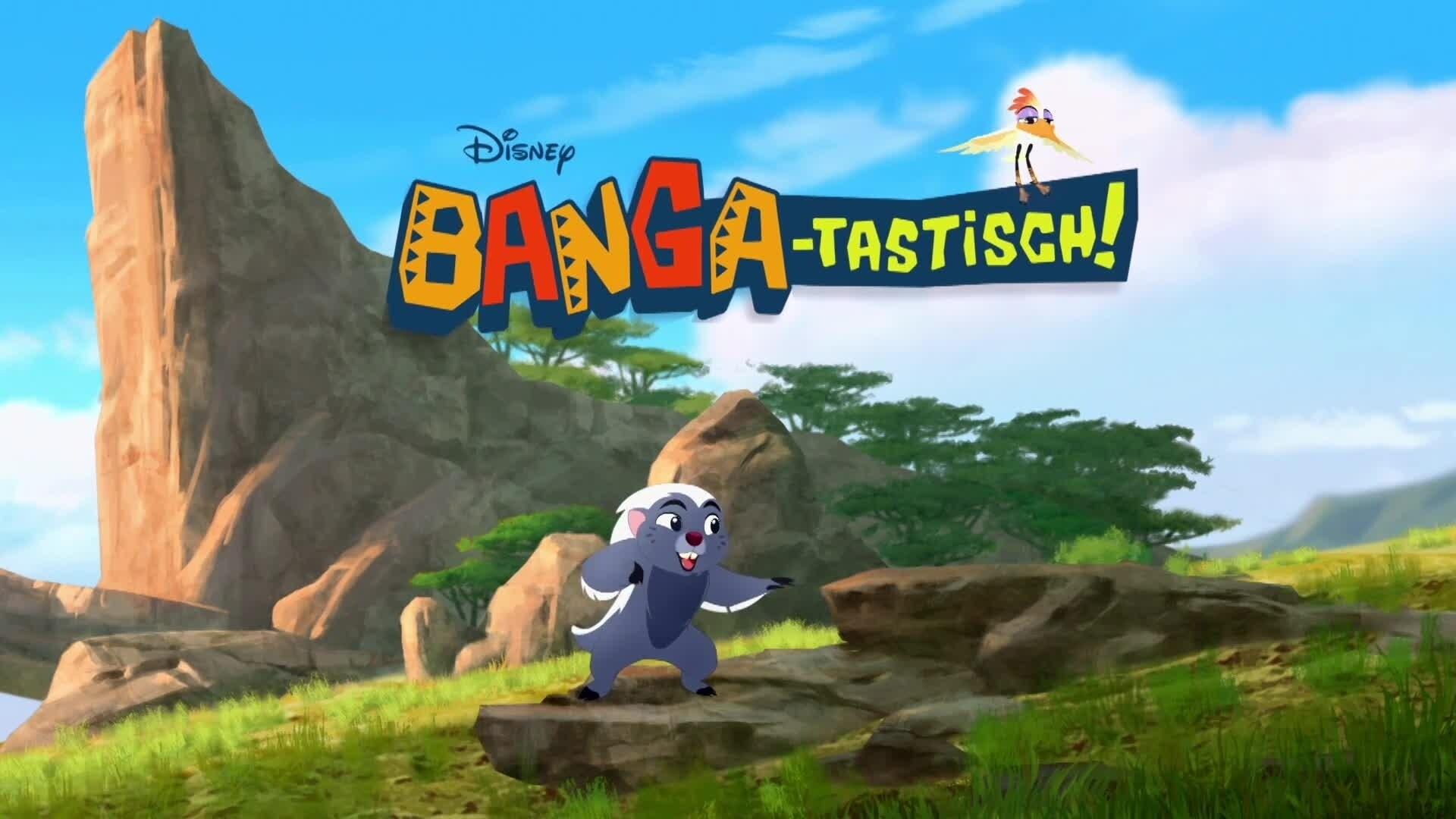 Die Garde der Löwen: Banga-tastisch! - Folge 8