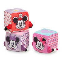 Image of Minnie Mouse Soft Blocks for Baby # 3