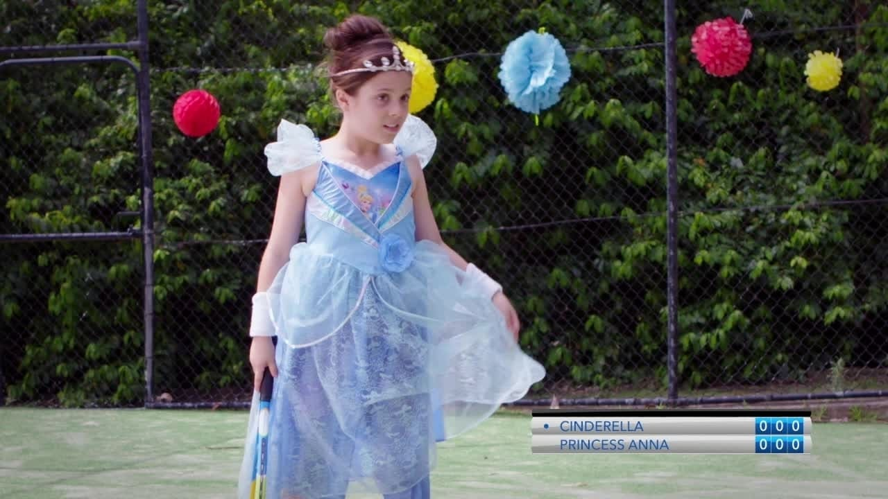 Disney at the Australian Open | Disney Princess PLAY 1