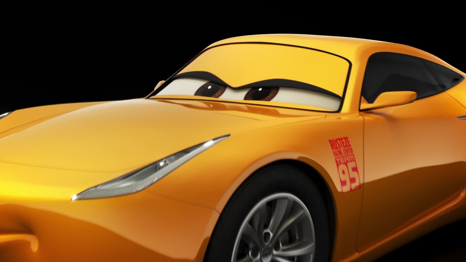 Cars 3 | Cruz Ramirez