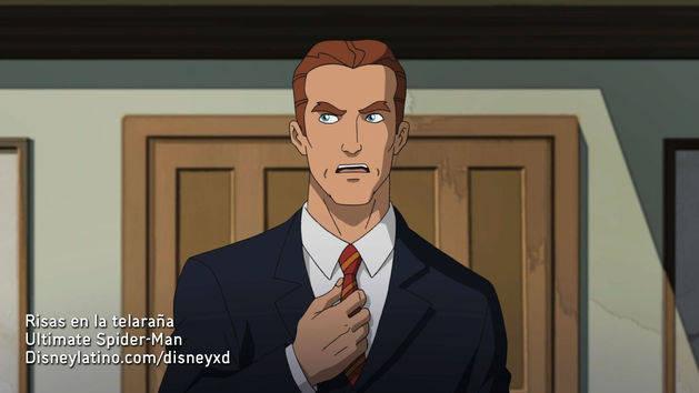 Risas en la telaraña - Ultimate Spider-Man