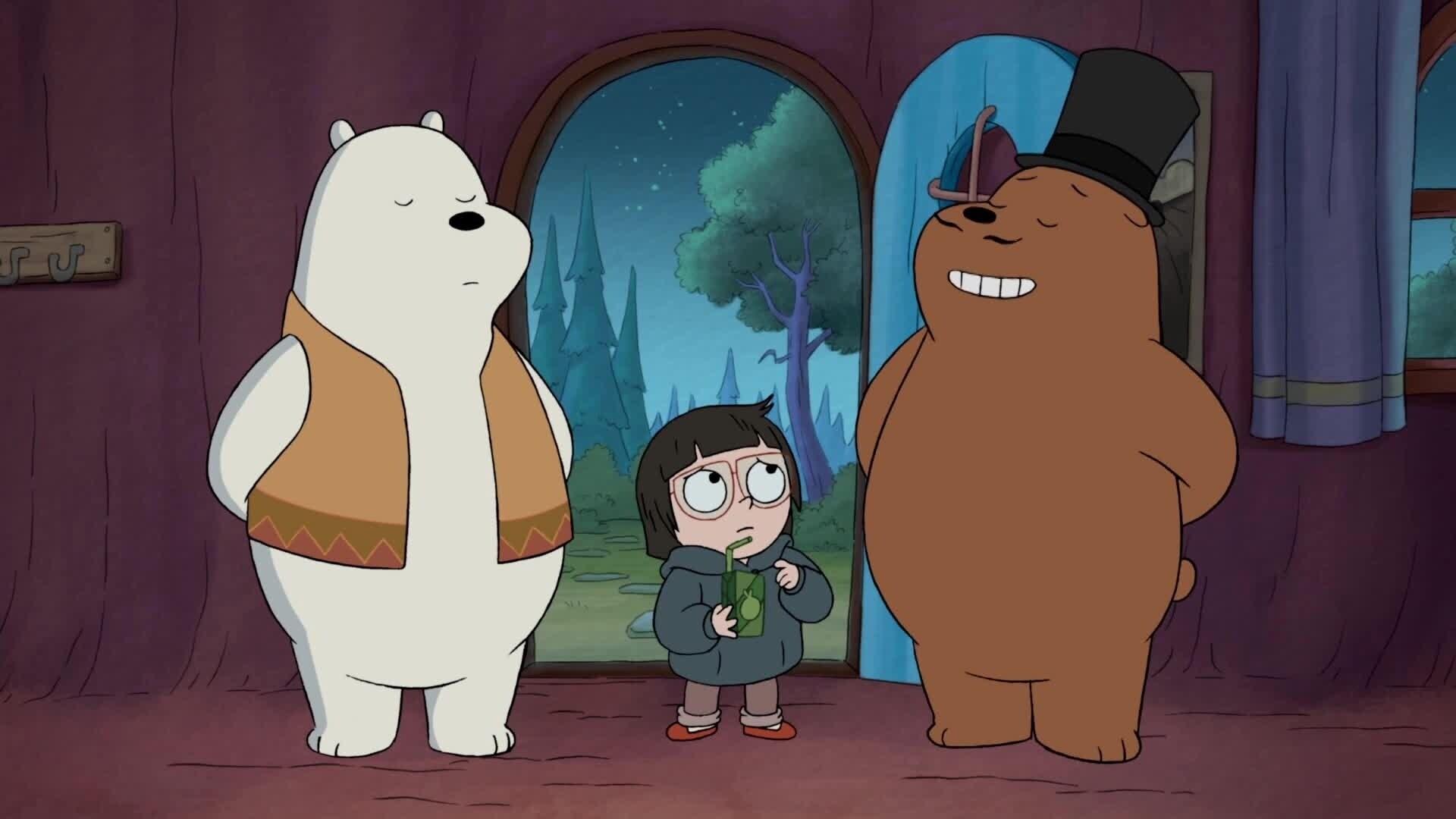 We Bare Bears - Bären wie wir - Wir und neue Freunde für Chloe/Wir und der Notfall