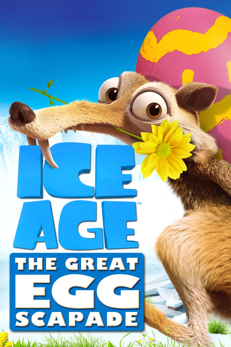 Ice Age: The Great Egg-Scapade movie poster