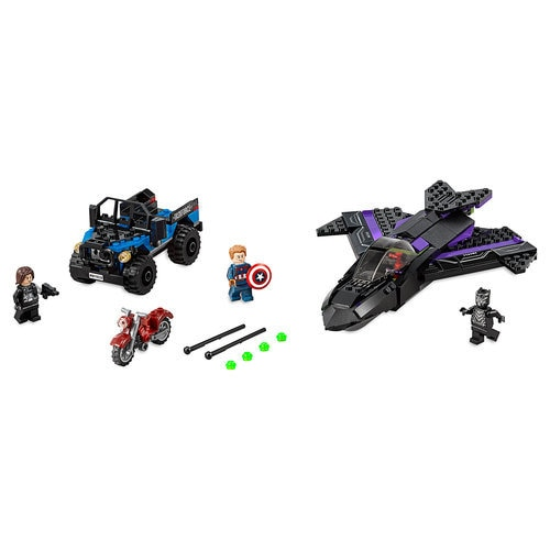 Black Panther Pursuit Playset by LEGO ? Captain America: Civil War