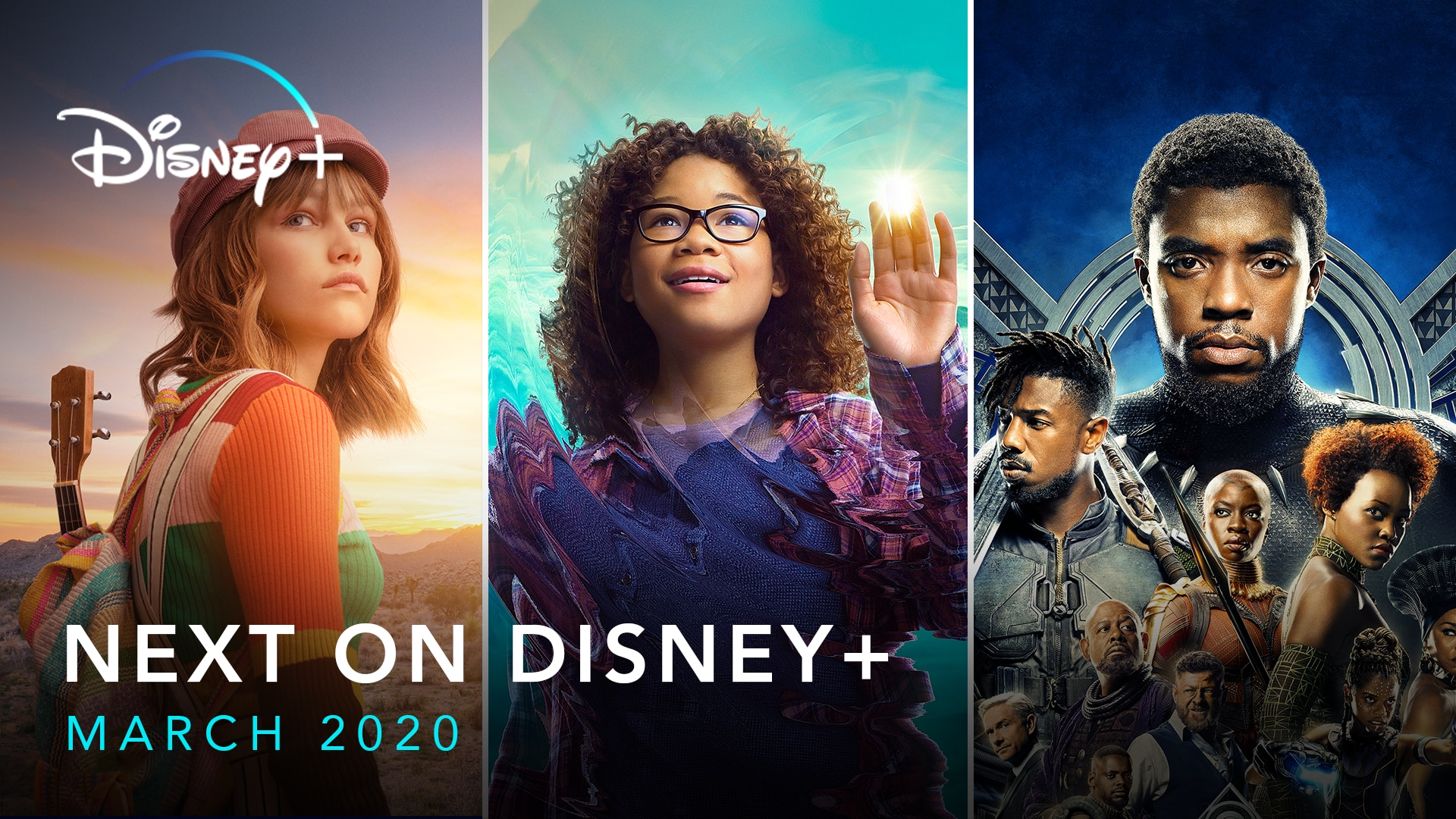 Next On Disney+ - March 2020 | Disney+ | Now Streaming