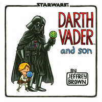 Image of Darth Vader and Son Book # 1