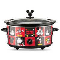 Image of Mickey Mouse Slow Cooker with Dipper # 2