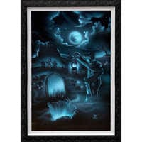 Image of The Haunted Mansion ''Room 4 1 More'' Giclée by Noah # 2
