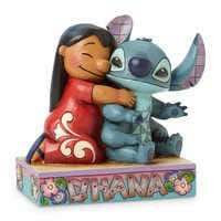 Image of Lilo & Stitch ''Ohana Means Family'' Figure by Jim Shore # 2