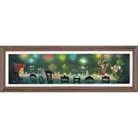 Image of Alice in Wonderland ''A Mad Tea Party'' Giclée by Rob Kaz # 1