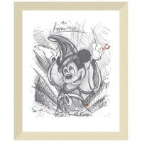 Image of Mickey Mouse ''The Apprentice''	Giclée by Eric Robison # 4