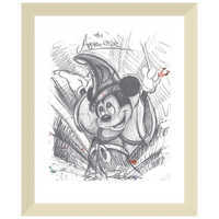 Image of Mickey Mouse ''The Apprentice''Giclée by Eric Robison # 4