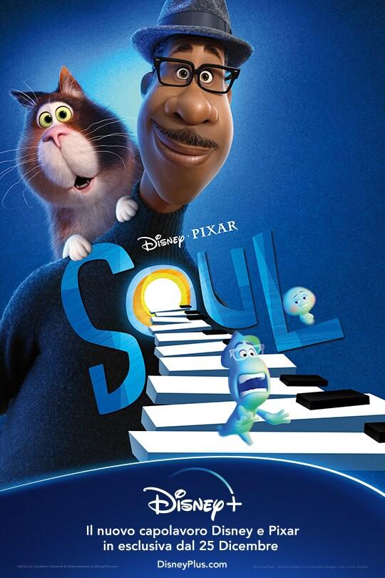 Soul - Trailer del film e data d'uscita | Disney