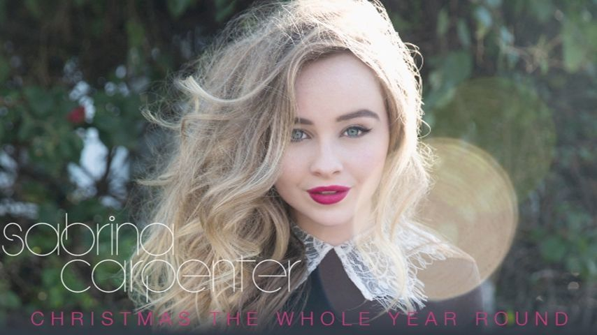 """Christmas the Whole Year Round"" (Audio Only) - Sabrina Carpenter"