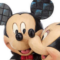Image of Mickey and Minnie Mouse ''Congratulations!'' Figure by Jim Shore # 3