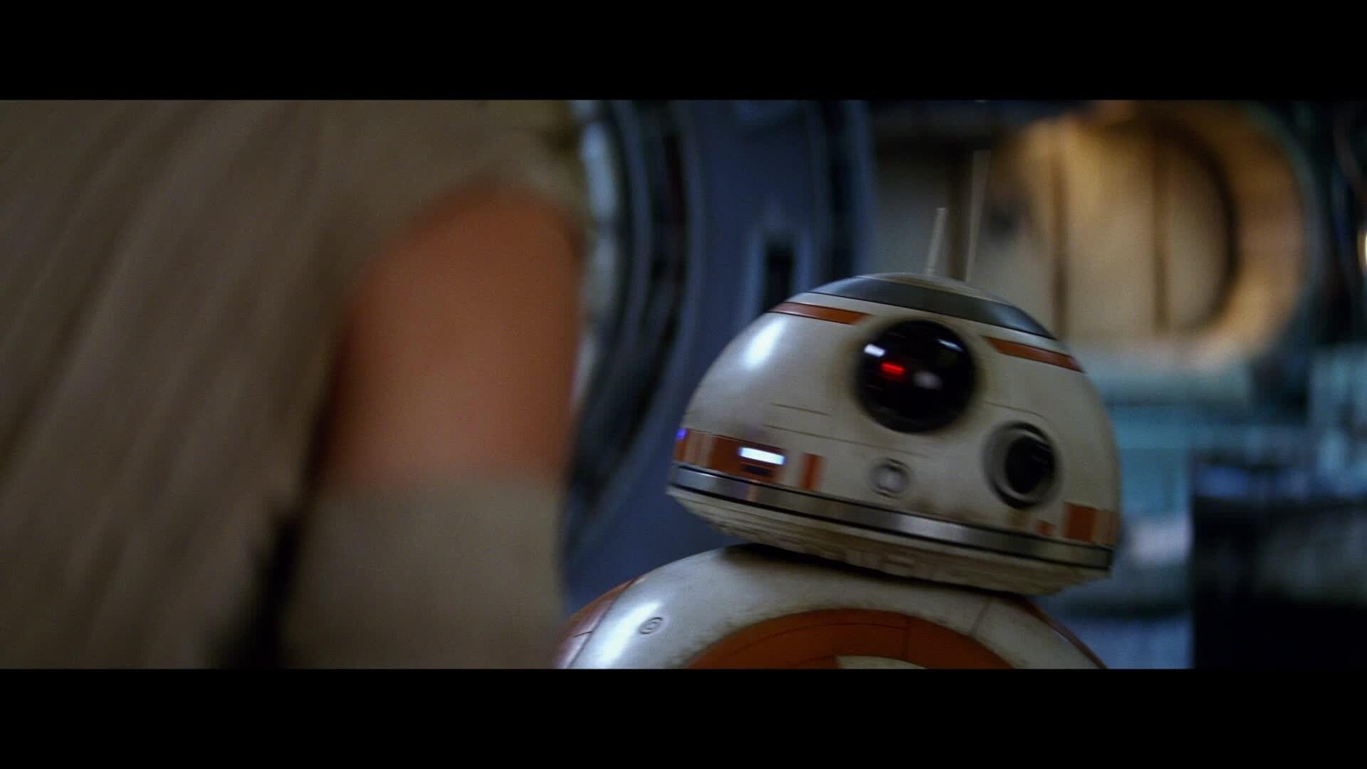 Star Wars - Le Réveil de la Force - Reportage : BB-8