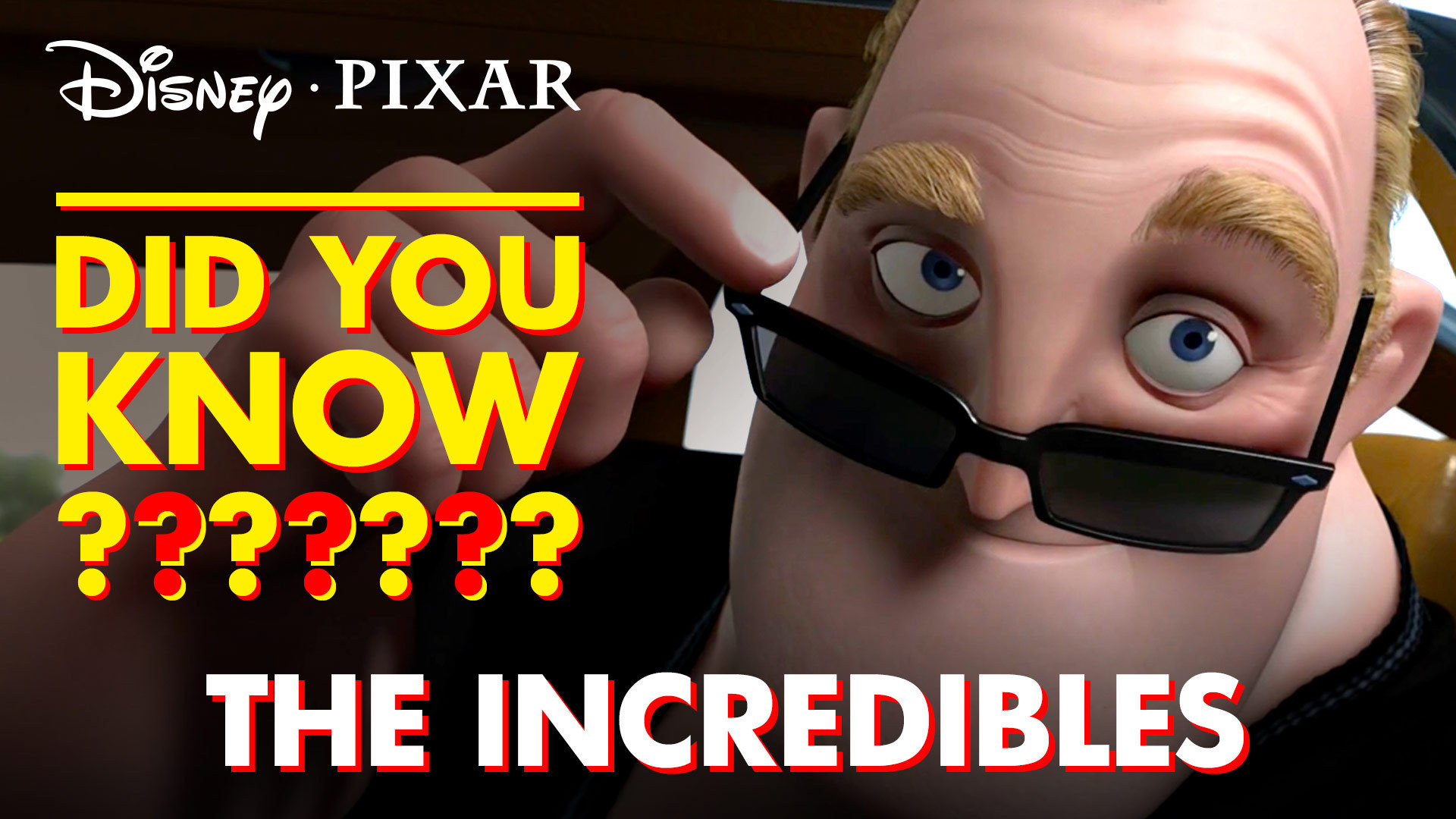 The Incredibles | Disney•Pixar