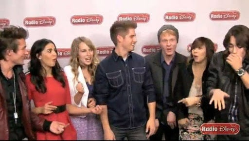 Lemonade Mouth - Celebrity Take with Jake