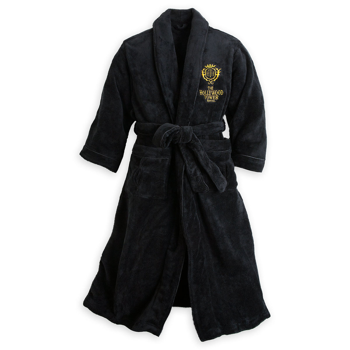 16fbbaad3a Product Image of Hollywood Tower Hotel Plush Robe for Men   1