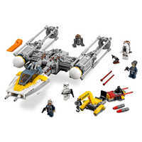 Image of Y-Wing Starfighter Playset by LEGO - Star Wars # 1