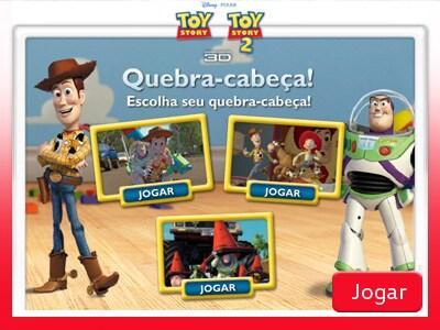Quebra-cabeças Toy Story