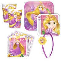 Image of Rapunzel Disney Party Collection # 1
