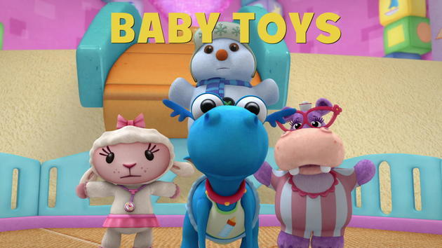 Let S Sing Quot Oh No We Re Babies Quot Doc Mcstuffins Disney