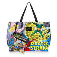 Image of Doctor Strange Tote by Loungefly # 1