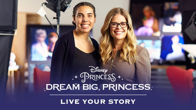 Dream Big, Princess - Kayla Meets Jennifer Lee | Disney