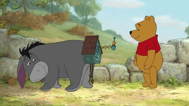Eeyore's Contest | The Mini Adventures of Winnie The Pooh