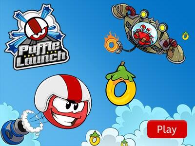 Club Penguin: Puffle Launch