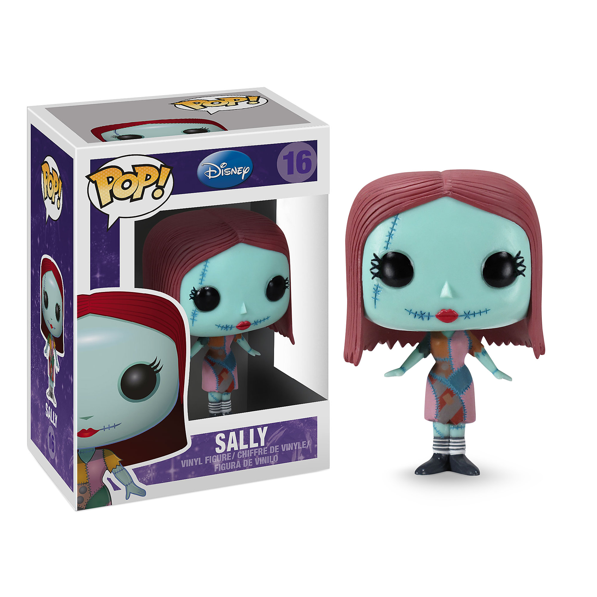 Sally Pop! Vinyl Figure by Funko