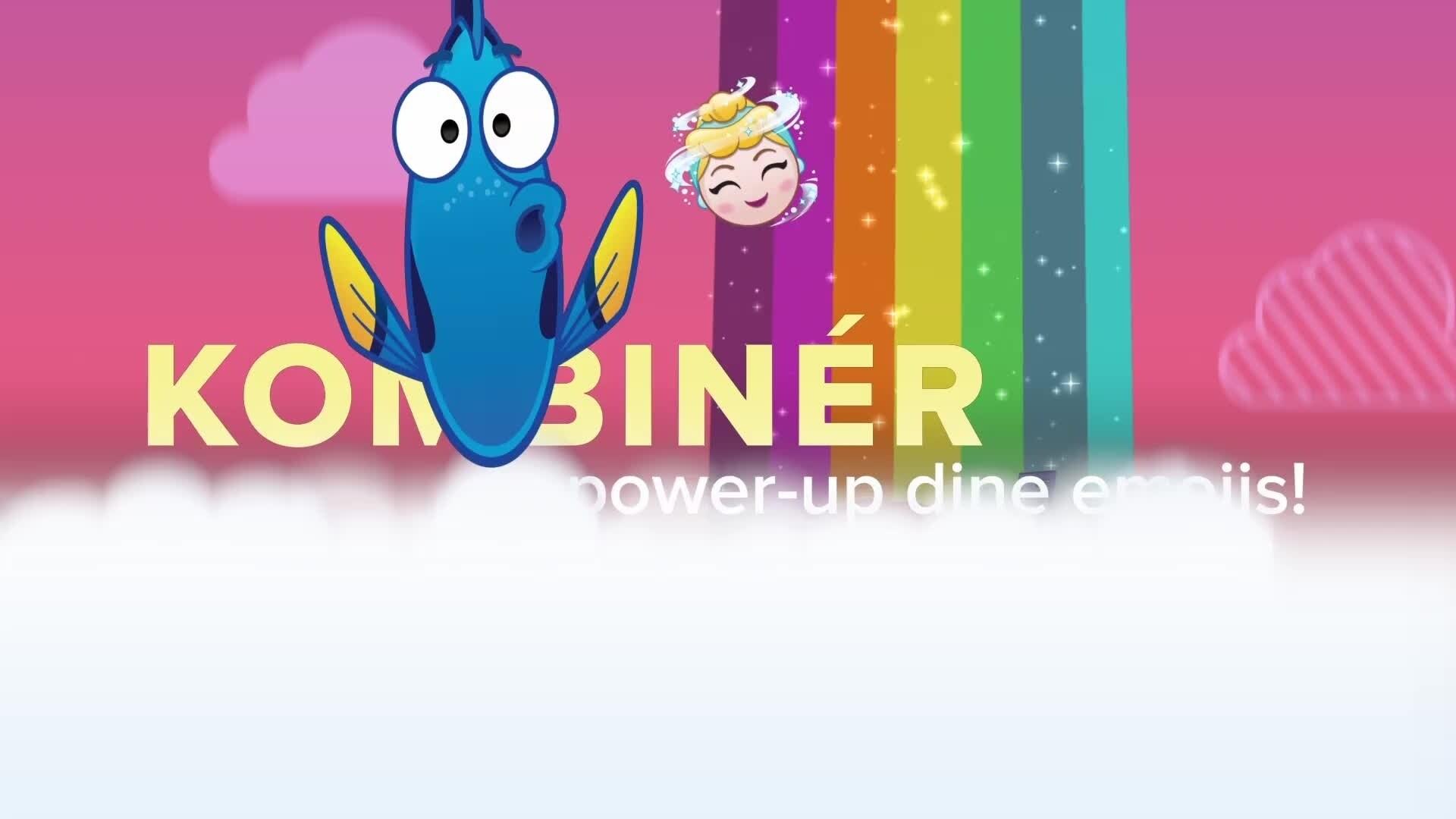 Disney Emoji Blitz - trailer