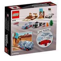 Image of Willy's Butte Speed Training Playset by LEGO Juniors - Cars 3 # 3