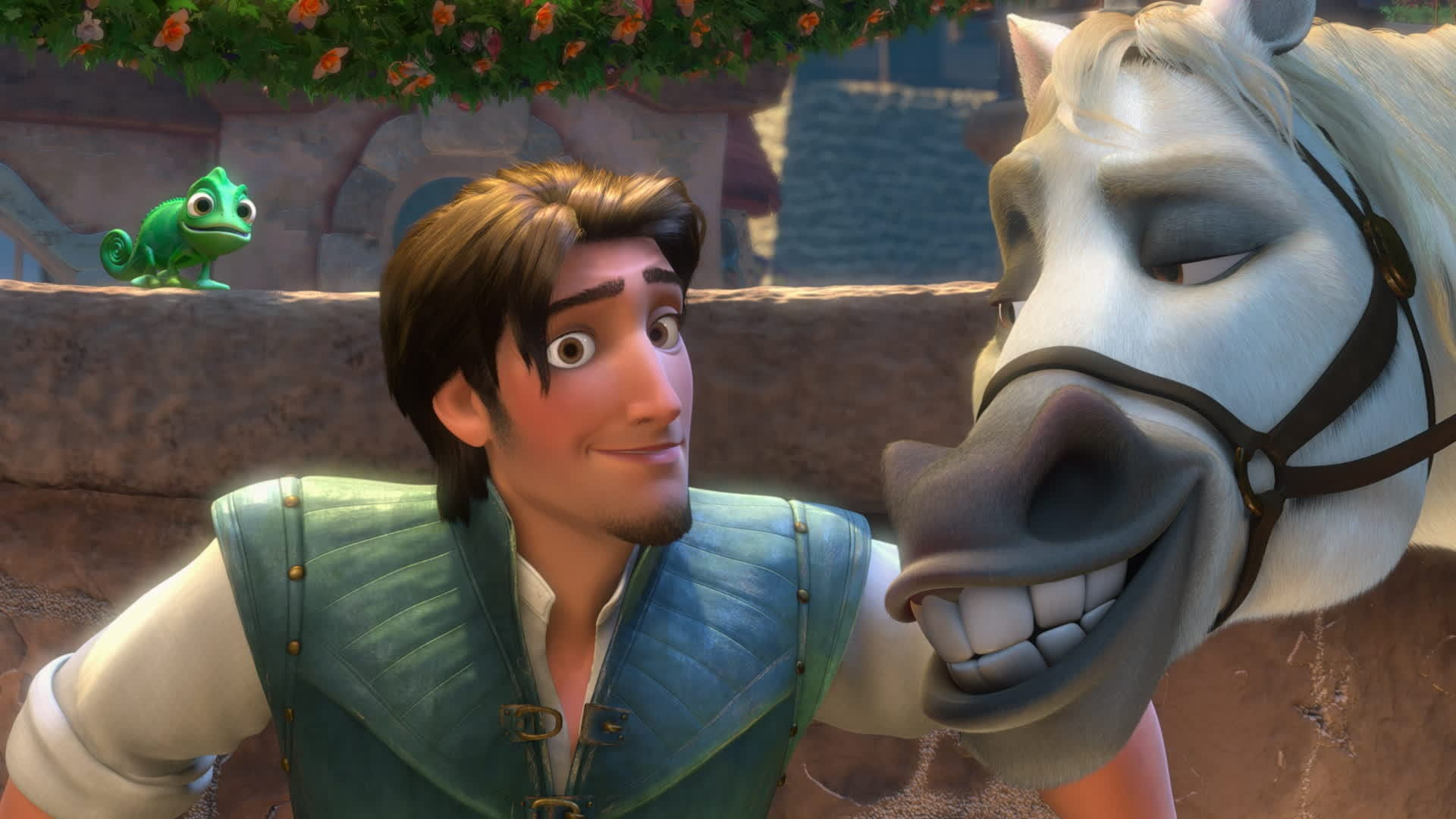 Different Point of View: Flynn Rider