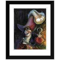 Image of ''Captain Hook'' Giclée by Darren Wilson # 2